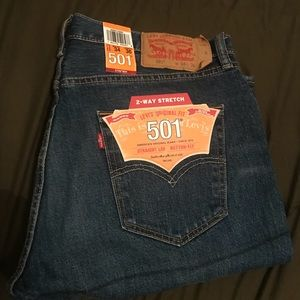 Levi's 501 Jeans NWT
